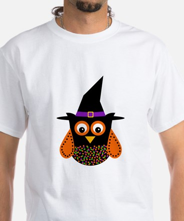 Adorable Halloween Owl T-Shirt