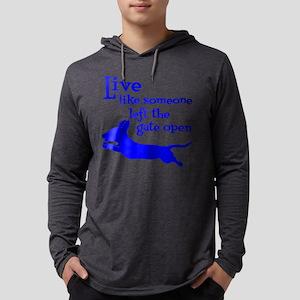 OPEN GATE! Long Sleeve T-Shirt