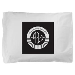 4Logo-911-black-inverse Pillow Sham