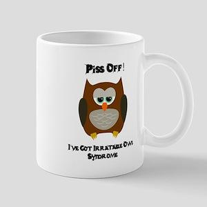 Owl Humor Mugs