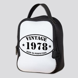1978 Neoprene Lunch Bag