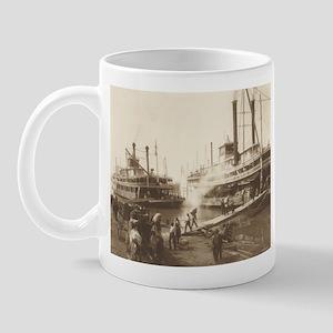 Steamer Pargoud Mug