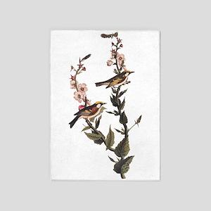 Chestnut Sided Warbler Vintage Audubon Art 5'x7'Ar