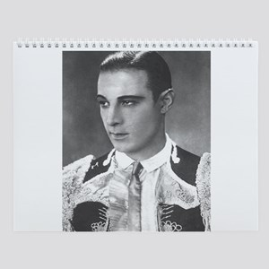 Silent Movie Stars Quote Wall Calendar