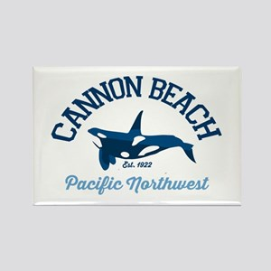 Cannon Beach. Rectangle Magnet Magnets