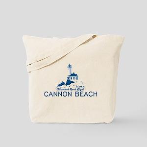 Cannon Beach. Tote Bag