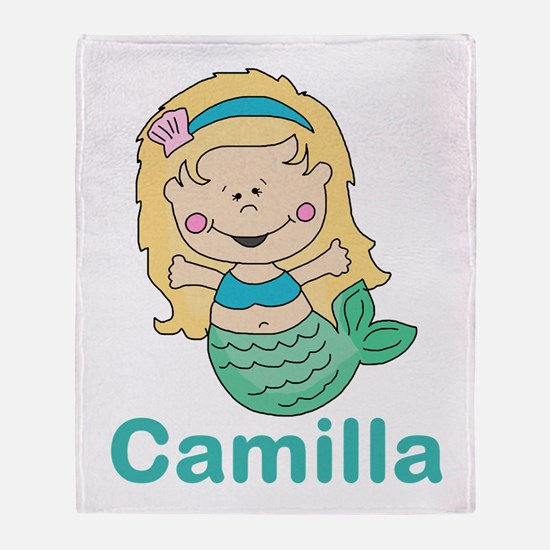 Camilla's Throw Blanket
