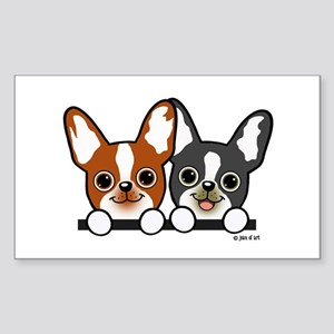 Cute Puppies Sticker