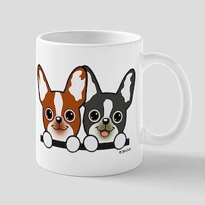 Cute Puppies Mugs