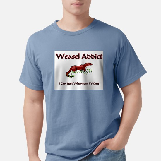 Weasel Addic T-Shirt
