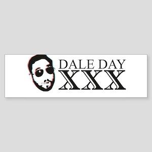 DaleDayXXX Bumper Sticker