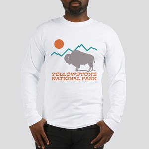 Yellowstone Natio Long Sleeve T-Shirt