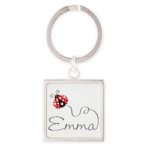 Emma Keychains - CafePress 4020658df56b