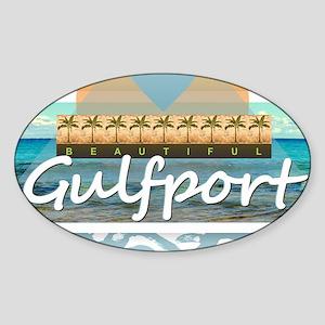 Gulfport Sticker