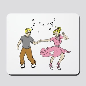 50's Dance Mousepad