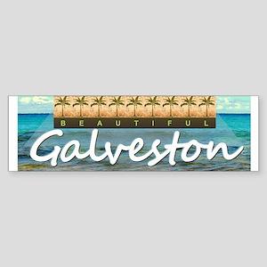 Galveston Bumper Sticker