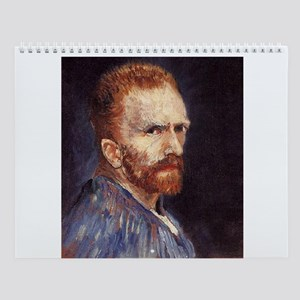 Famous Artists Quote Wall Calendar