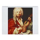 Classical music Wall Calendars