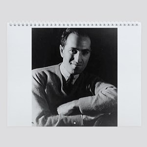 Famous Composers Wall Calendar