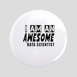 I Am Data scientist Button