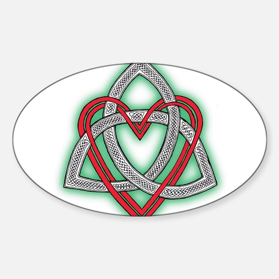 Heart of God Decal