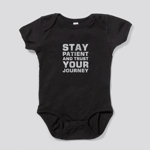 Say Patient Baby Bodysuit