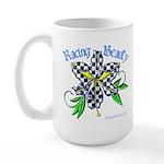 Racing Beauty Large Mug