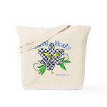 Racing Beauty Tote Bag