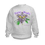 Racing Beauty Kids Sweatshirt