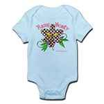 Racing Beauty Infant Bodysuit
