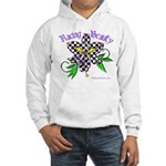 Racing Beauty Hooded Sweatshirt