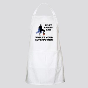 Basketball Superhero BBQ Apron
