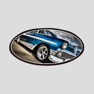 Retro car Patch
