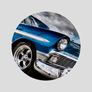 Retro car Button