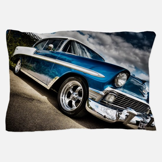 Retro car Pillow Case