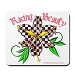 Racing Beauty Mousepad