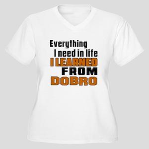 I Need In Life I Women's Plus Size V-Neck T-Shirt