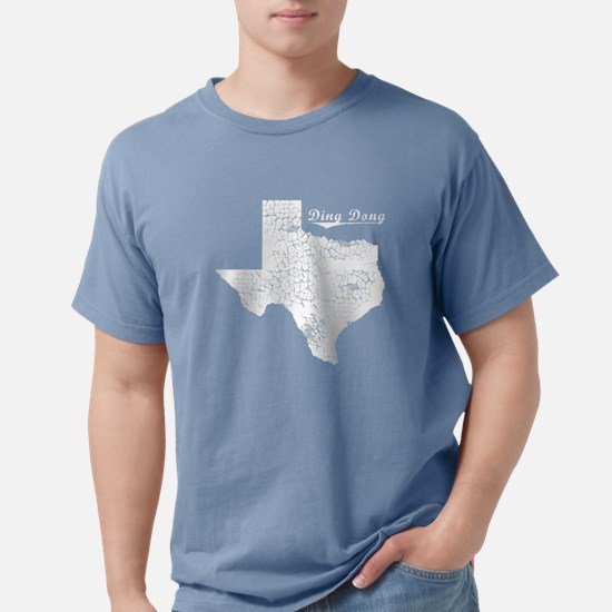 Ding Dong, Texas. Vintage T-Shirt