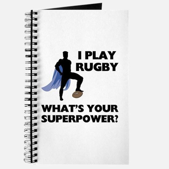 Rugby Superhero Journal