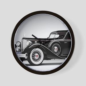 Vintage Retro Car Wall Clock
