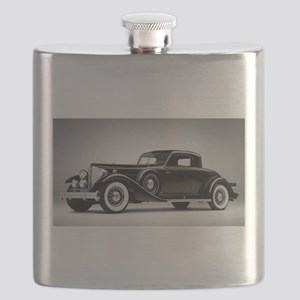Vintage Retro Car Flask