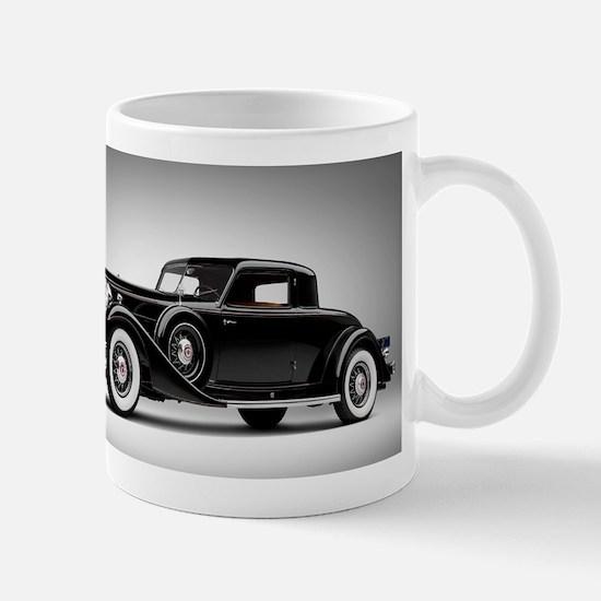 Vintage Retro Car Mugs