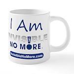 I Am Invisible No More Mugs