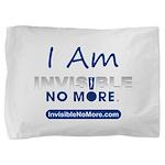 I Am Invisible No More Pillow Sham