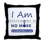 I Am Invisible No More Throw Pillow