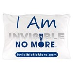I Am Invisible No More Pillow Case