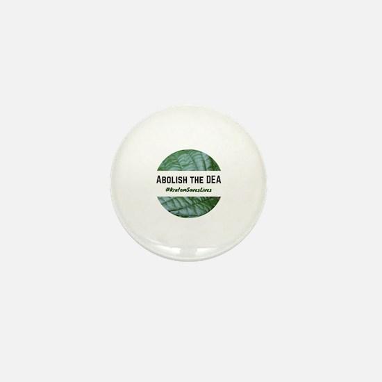 Unique Dea Mini Button