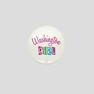 WASHINGTON GIRL! Mini Button (10 pack)