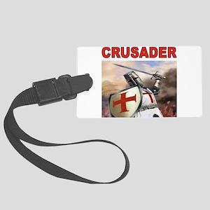 CRUSADER Luggage Tag