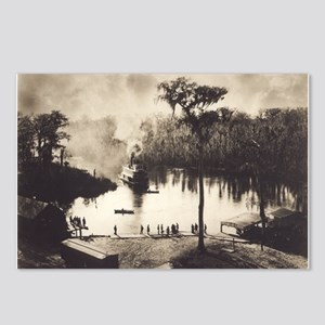 Silver Springs, Florida Postcards (Package of 8)